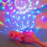 Светящиеся микрофон LED Единорог, оптом фото 2