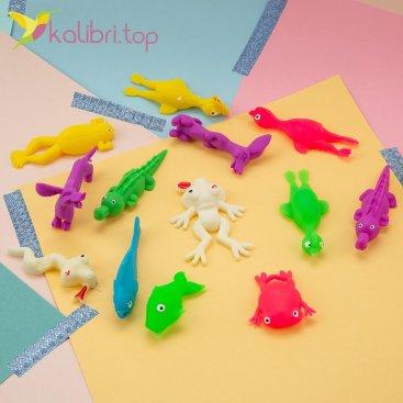 Детская игрушка стрелялка на палец - Калибри
