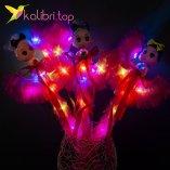 Светящиеся палочки девочки на луне малиновый оптом фото 475