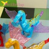 Детская игрушка, ходилка Змей Горыныч оптом фото 2