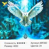 Алмазная живопись по номерам Белая Сова оптом фото 64
