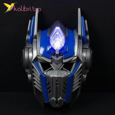 Светящиеся маска Оптимус Прайм Optimus Prime трансформеры оптом фото 01