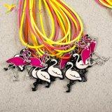 Кулоны на шею Фламинго оптом фото 01
