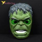 Неоновая маска Халка Hulk оптом фото 02
