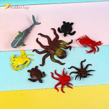 Резиновые морские жители Океанариум NA-06-05 оптом фото 01