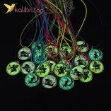 Кулон светящийся флуоресцентный Феи оптом фото 01