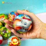 Купить мячики поролоновые Зверята 6,3 см оптом фото 02