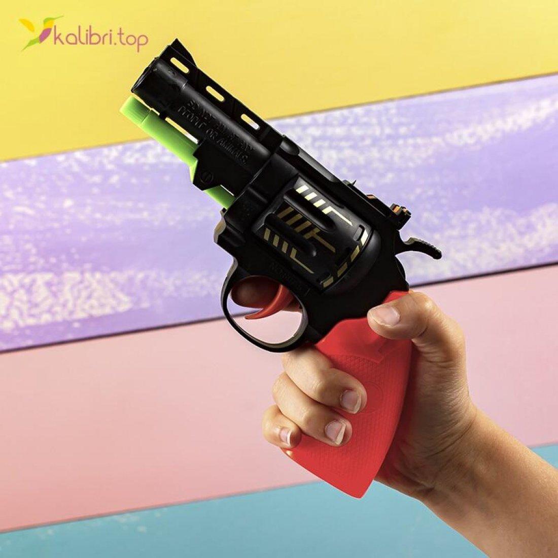 Детский пистолет стреляющий орбизами Револьвер оптом фото 19