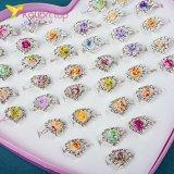 Детские колечки на палец Розочки оптом фото 21
