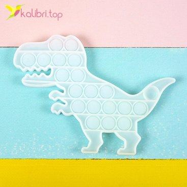 Поп ит Динозавр Хамелеон Меняющий цвет на солнце копия оптом фото 01