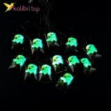 Кулоны светящиеся флуоресцентные Орёл оптом фото 02