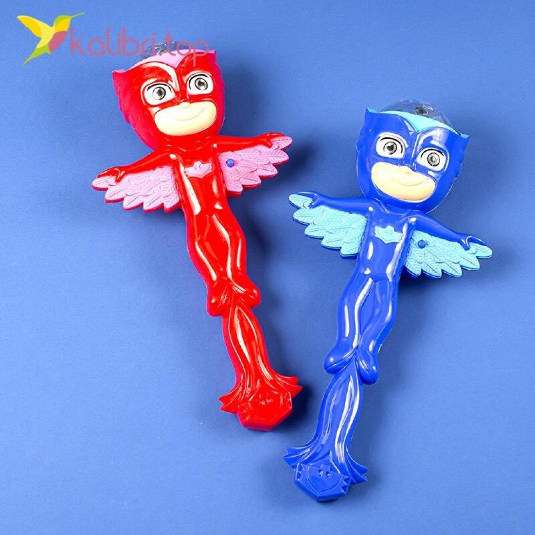 Купить светящийся микрофон Супергерои в Масках оптом фото 02