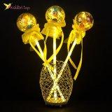 Купить светящиеся палочки куколки жёлтый оптом фото 05