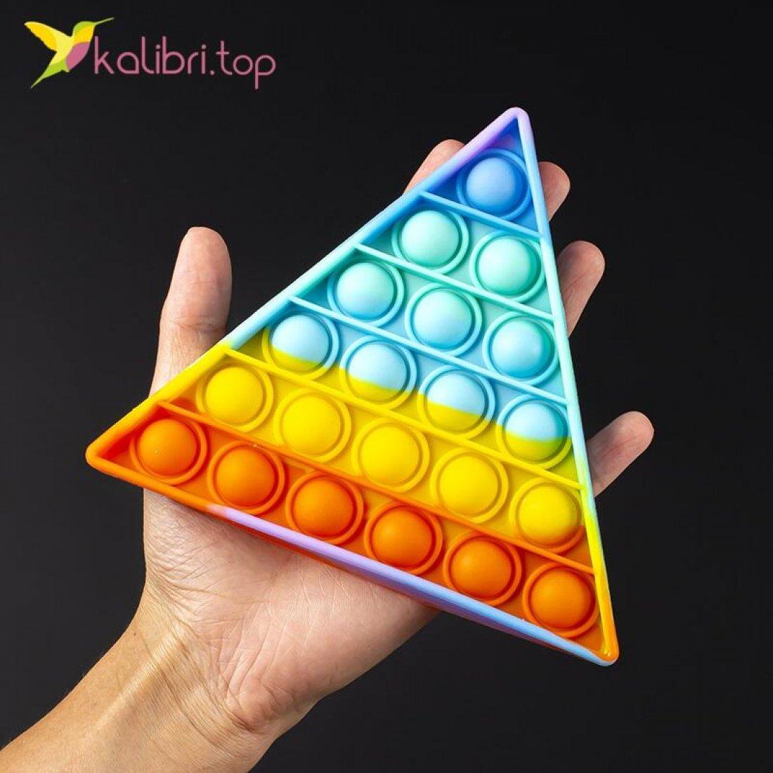 Поп ит Треугольник оптом фото 01