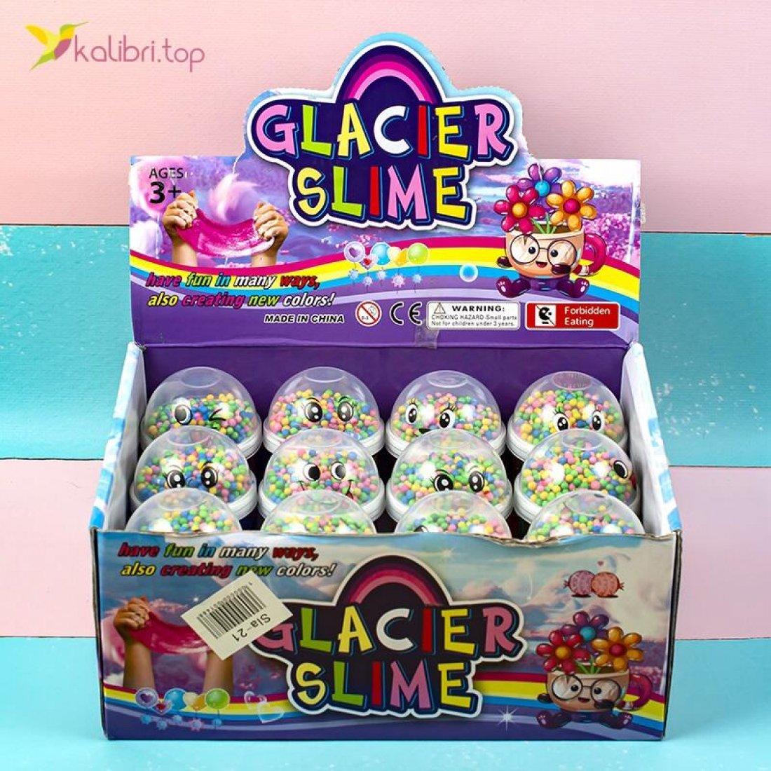Купить слайм Glacier Slime Sla-21 оптом фото 45