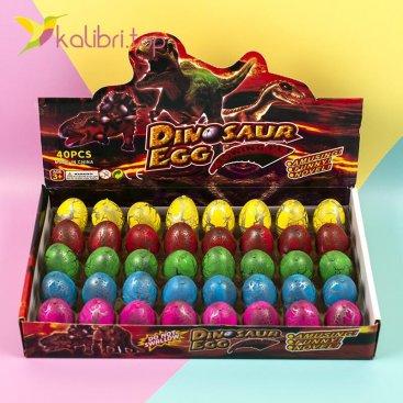 Растишки Динозаврики в яйце оптом фото 1