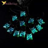 Кулоны светящиеся флуоресцентные Совы оптом фото 01
