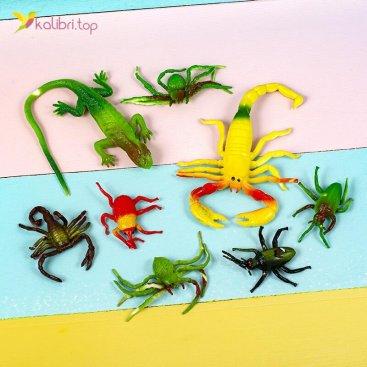 Резиновые насекомые Игна NA-06-06 оптом фото 01
