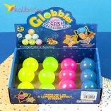 Антистресс тянучка флуоресцентные Globbles 5 см оптом фото 01