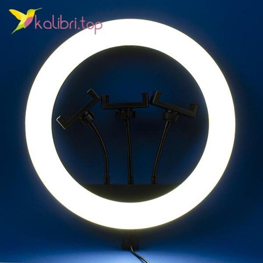 """Лампа для селфи RGB 14"""", 35 см оптом фото 02"""