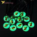 Светящиеся флуоресцентные кулоны Ракушка оптом фото 01
