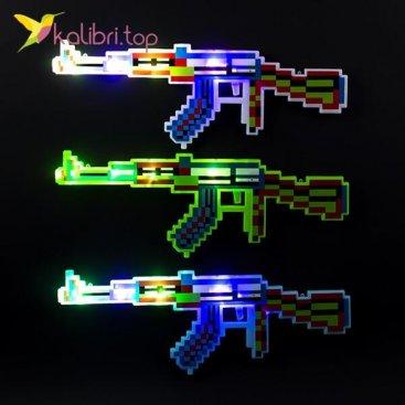Автомат Майнкрафт (Minecraft) АК-47 оптом фото 02