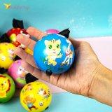 Купить Мячики поролоновые на резинке Котики 6,3 см оптом фото 55