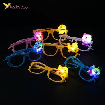 Светодиодные очки Микки Микс оптом фото 025