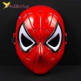 Неоновая маска Человека Паука Spiderman оптом фото 02
