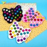 Симпл димпл Бабочки XL оптом фото 01
