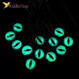 Кулон флуоресцентный Око оптом фото 01