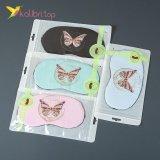 Маска для сна Бабочки цветные оптом фото 03