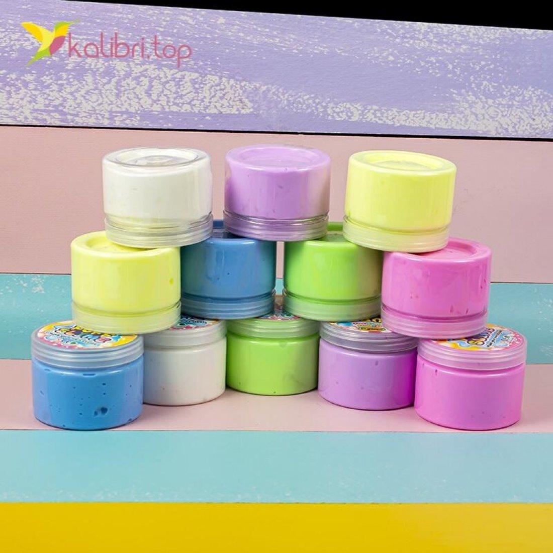 Puff Slime Rainbow оптом фото 03