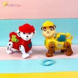 Интерактивная игрушка Патруль пластик оптом фото 01