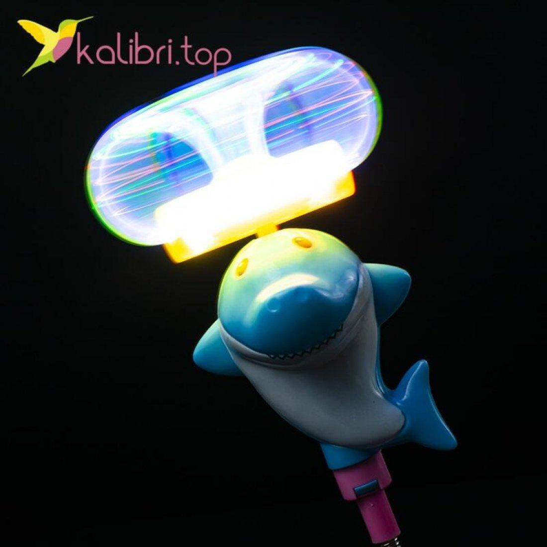 Купить светящиеся палочки Вертушки Акулы оптом фото 32