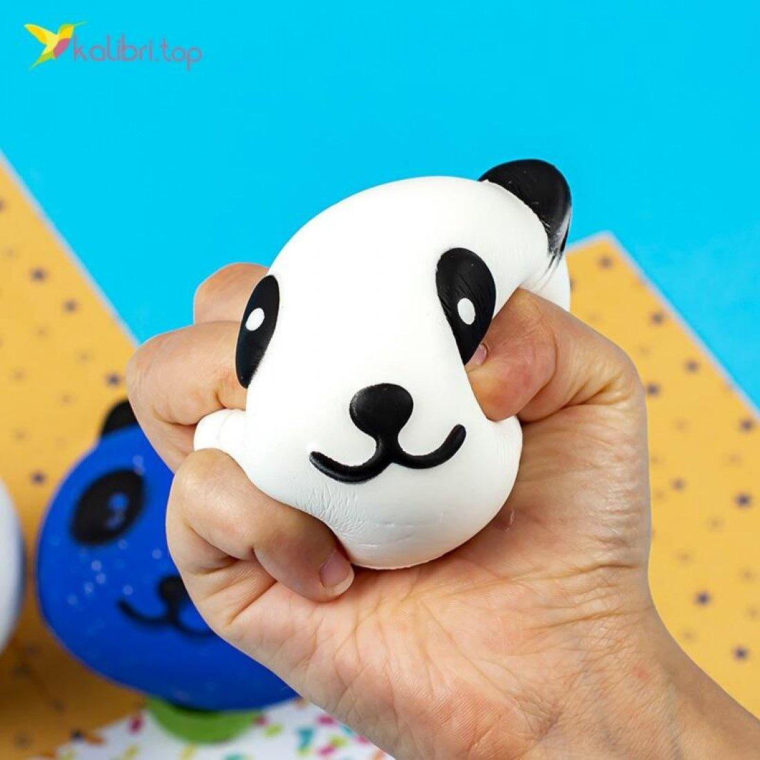 Купить игрушки сквиши Панды оптом фото 14