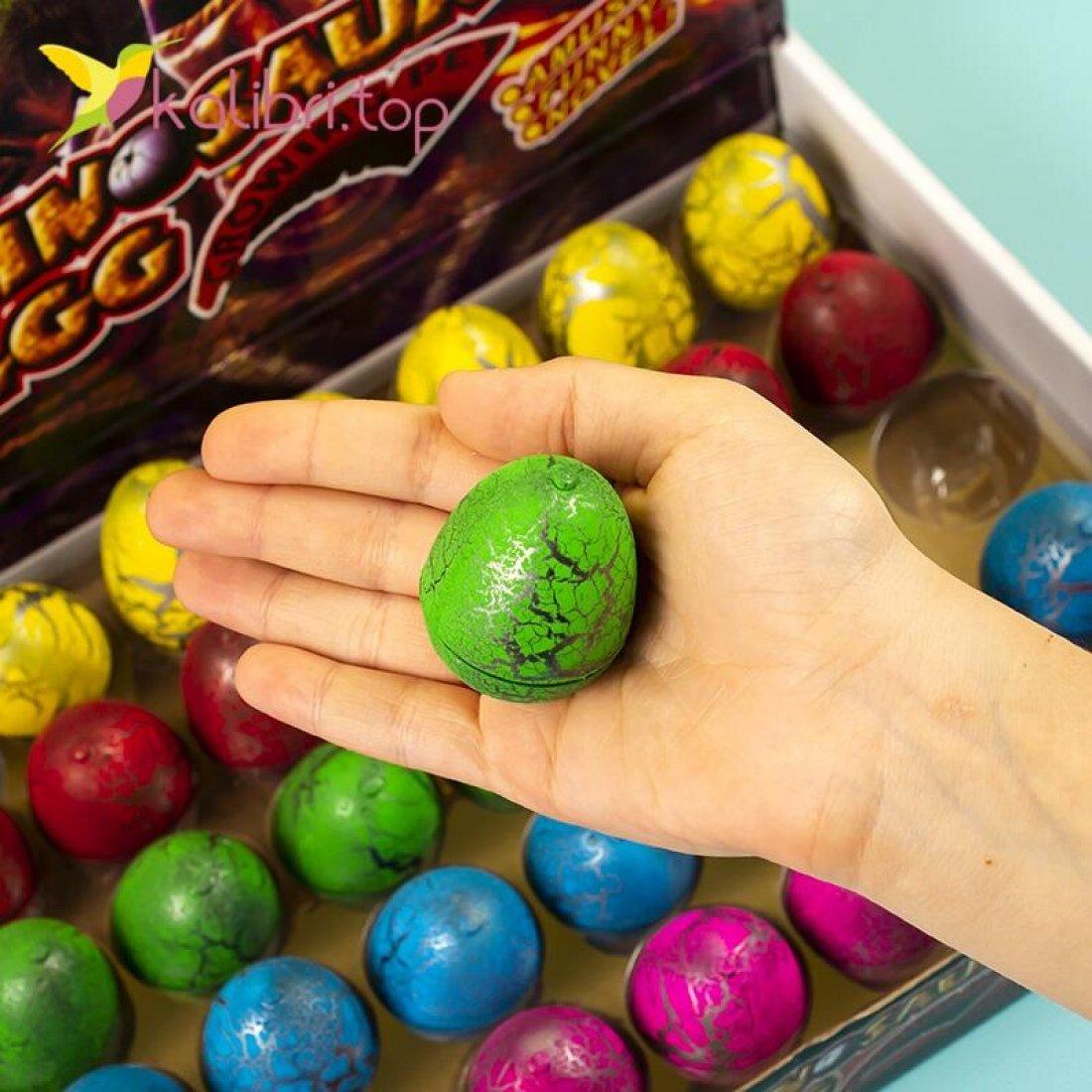 Растишки Динозаврики в яйце оптом фото 2