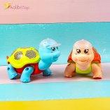 Интерактивная игрушка ходилка Черепашка оптом фото 01