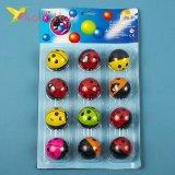 Мячики попрыгунчики Коровки 45 мм оптом фото 01