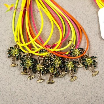 Кулоны на шею Пальмы оптом фото 01
