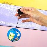Мячики поролоновые на резинке Котики 6,3 см оптом фото 01