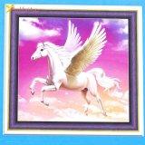 Алмазная мозаика по номерам Пегас 30*30 см оптом фото 014