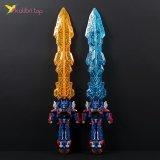 Светящийся меч Оптимус Прайм оптом фото 03