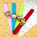 Самозастегивающийся браслет Мороженое оптом фото 01