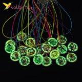 Кулон светящийся флуоресцентный Собачки оптом фото 01