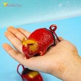 Купить резиновые мышки красные оптом фото 02