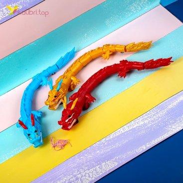 Интерактивная игрушка Дракон оптом фото 01