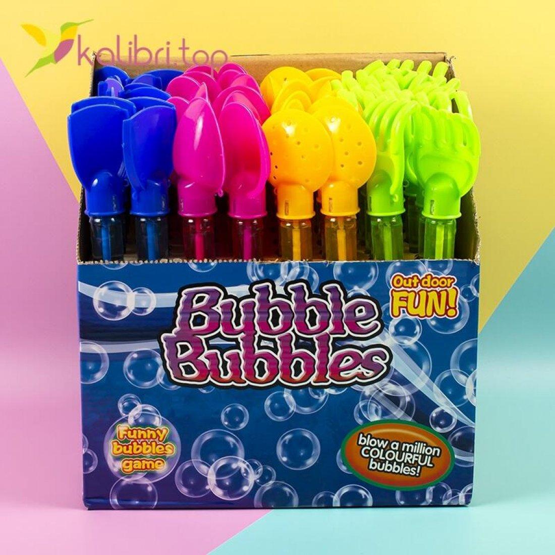 Купить мыльные пузыри Bubble Bubbles оптом фото 2