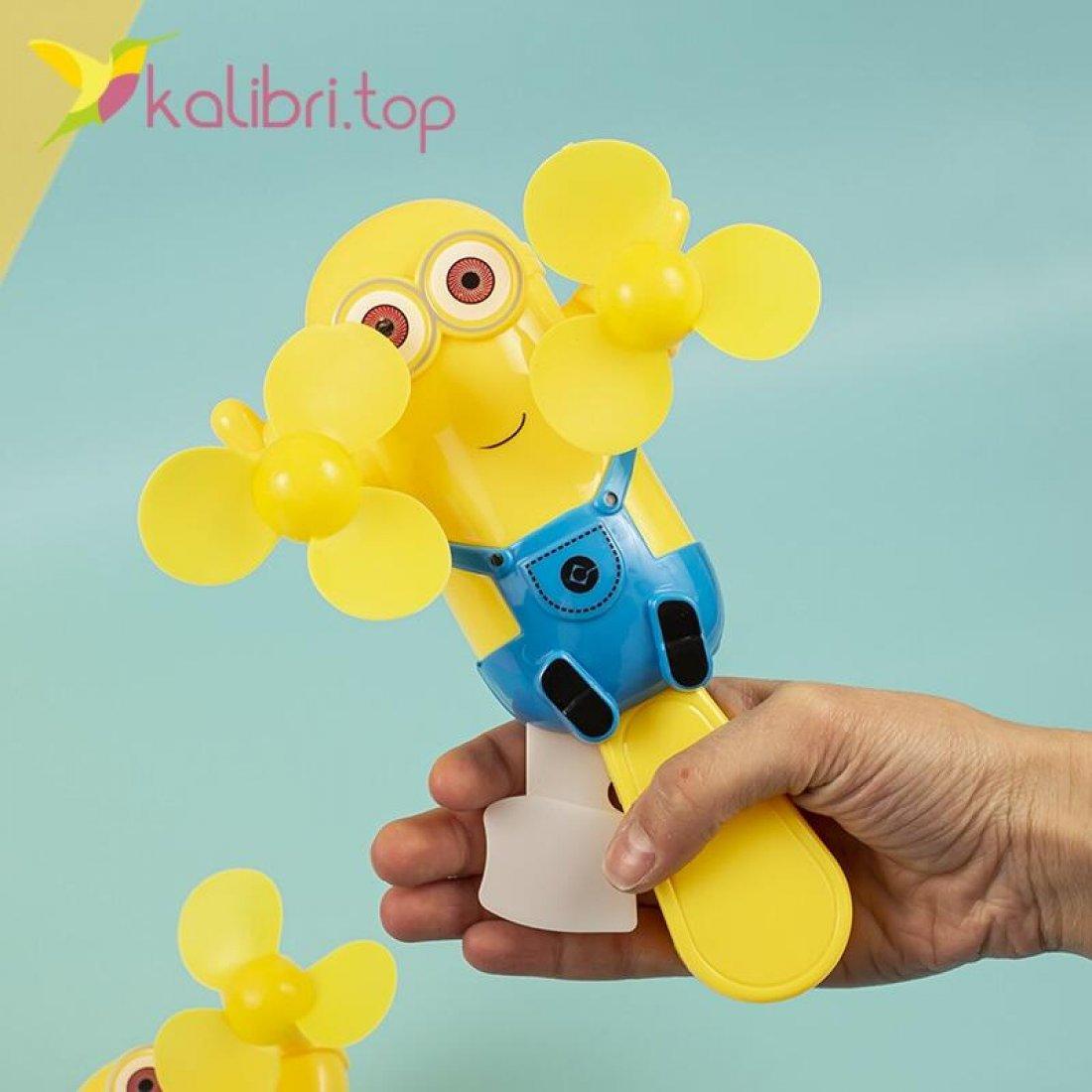 Ручной детский вентилятор ME-3 оптом фото 03