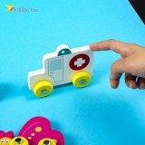 Детская деревянная игрушка Машинки оптом фото 61